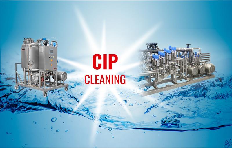 CIP INOXPA: maggiore controllo ed efficienza del processo di lavaggio