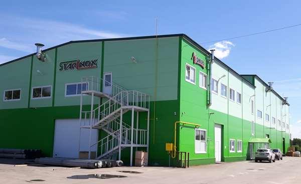 Nuovo centro logistico in Russia
