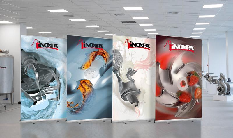 INOXPA, un marchio consolidato in continua evoluzione