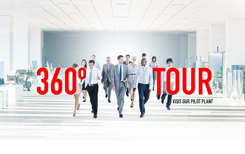 Tour virtuale a 360°