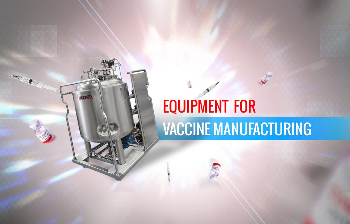 Impianti per la produzione di vaccini