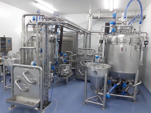 Processo produttivo di gelatine, budini e mousse