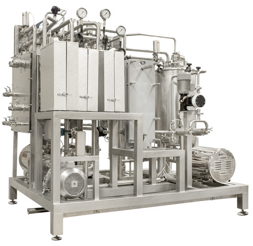 Reattori per la preparazione del prodotto medicinale