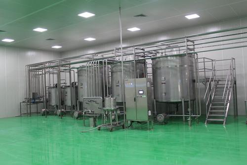 Produzione di olio di menta grezzo