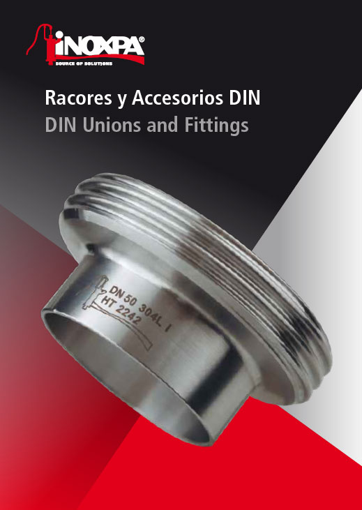 Catalogo: DIN Unions and Fittings