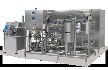 Produzione di gel idroalcolici