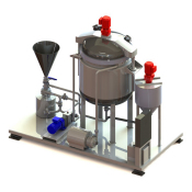 mixing-of-products-in-the-liquid-or-viscous-phase